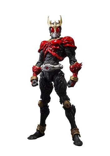 Bandai S.I.C. Kamen Rider Kuuga Mighty Form Figure