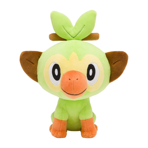 Pokemon Center Original Plush Doll Grookey