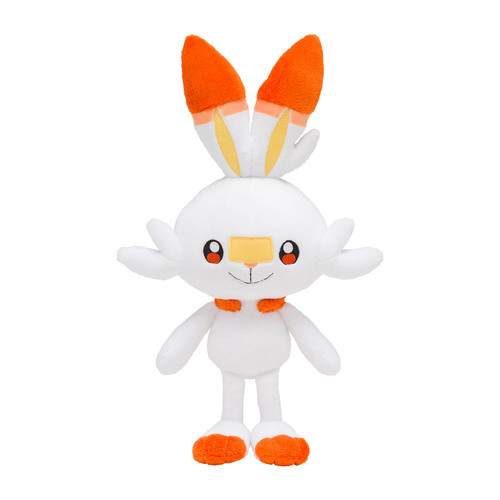 Pokemon Center Original Plush Doll Scorbunny