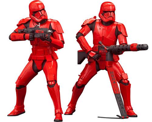 Kotobukiya SW158 ARTFX+ Sith Trooper Set of 2 1/10 Scale Figure (Star Wars)