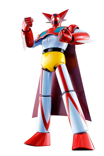 Bandai Soul of Chogokin Getter Robo GX-74 Getter 1 D.C. Figure