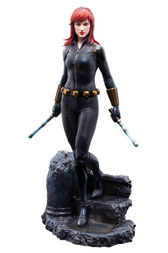 Kotobukiya MK307 ARTFX PREMIER Marvel Black Widow 1/10 Scale Figure
