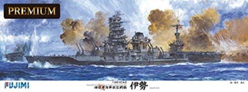 Fujimi 600307 IJN Carrier Battleship Ise Premium 1/350 Scale Kit