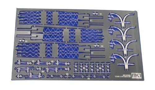 Fujimi MS35006 IJN Crane Set 1/350 Scale
