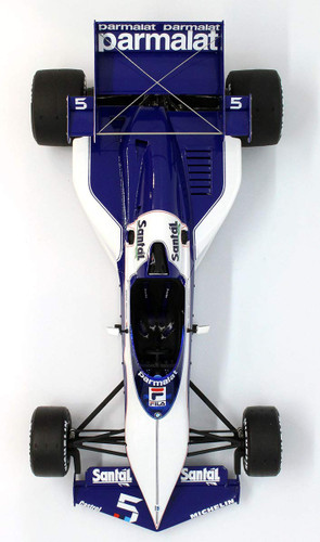 Aoshima 06327 Brabham BT52B '83 1/20 Scale Kit