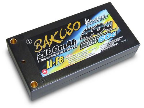 Kawada RC LFA040 Li-Fe Battery 2100Mah 40C