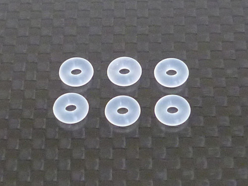 Kawada RC RSF16d P2 Silicone O-Ring : 6Pcs.