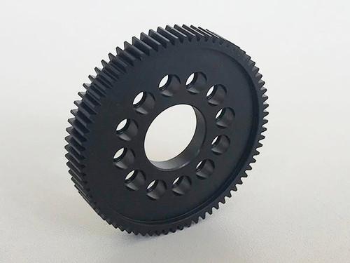 Kawada RC SM6472 Machine Cut Spar Gear 64P 72T