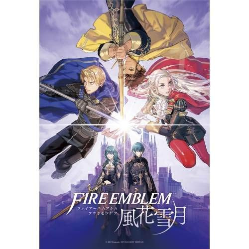 Ensky Jigsaw Puzzle 300-1561 Fire Emblem Three Houses (300 Pieces)