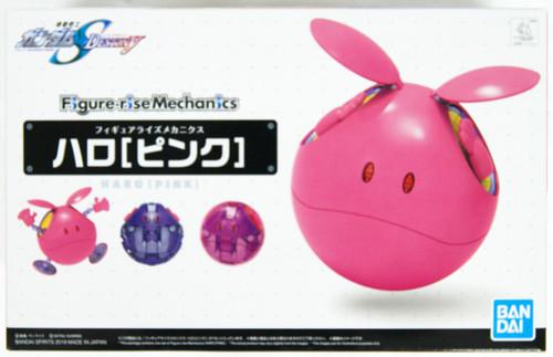 Bandai Figure-Rise Mechanics Haro Pink (Gundam) Plastic Model Kit 583109