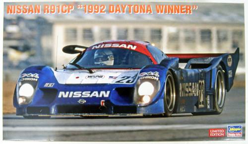 Hasegawa 20424 Nissan R91CP 1992 Daytona Winner 1/24 Scale Kit