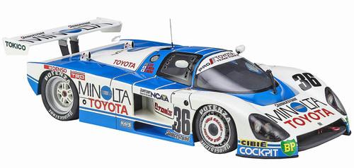 Hasegawa 20426 Minolta Toyota 88C (Le Mans Type) 1/24 Scale Kit