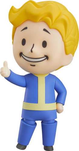 Good Smile Nendoroid 1209 Vault Boy (Fallout)