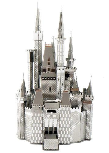 Tenyo Metallic Nano Puzzle D-MN-001 Cinderella Castle