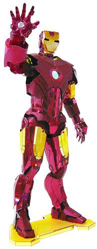 Tenyo Metallic Nano Puzzle R-ME-01M Iron Man Mark IV
