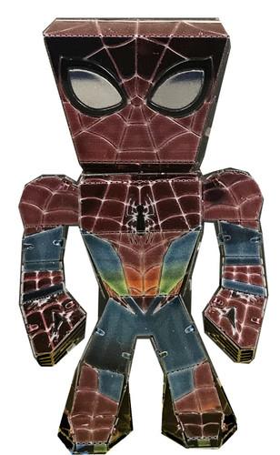 Tenyo Metallic Nano Puzzle R-ME-08M Marvel Avengers Spider-Man