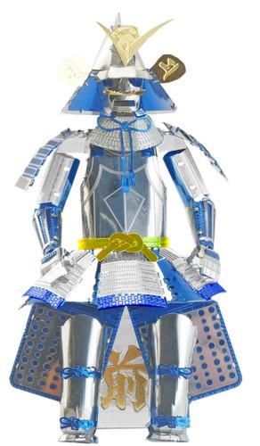Tenyo Metallic Nano Puzzle T-ME-007M Yoroi (Japanese Armour) Uesugi Kenshin