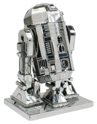 Tenyo Metallic Nano Puzzle W-MN-007 Star Wars R2-D2