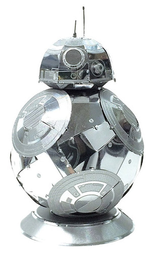 Tenyo Metallic Nano Puzzle W-MN-018 Star Wars BB-8