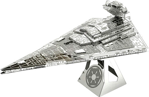 Tenyo Metallic Nano Puzzle W-MN-023 Star Wars Imperial Star Destroyer