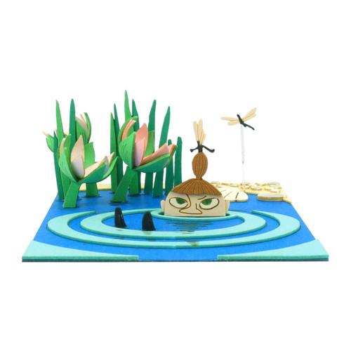 Sankei MP09-01 Moomin Mini Little My Waterside Non-Scale