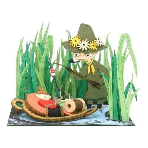 Sankei MP09-03 Moomin Mini Little My & Snufkin Non-Scale