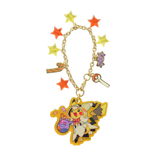 Pokemon Center Original Acrylic Charm Halloween Festival! Pikachu
