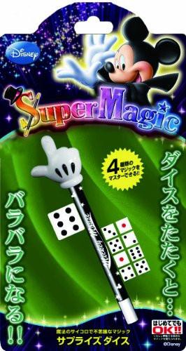 Tenyo Japan 116098 Surprise Dice Mickey Mouse (Magic Trick)