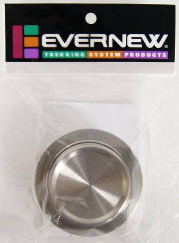 Evernew EBY250 Alcohol Burner Set with Trivet