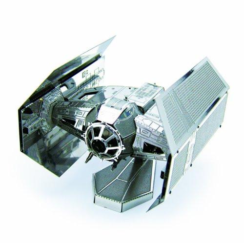 Tenyo Metallic Nano Puzzle SMN-03 Star Wars TIE Advanced x1
