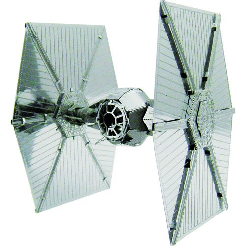 Tenyo Metallic Nano Puzzle SMN-05 Star Wars TIE Fighter