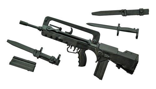 Tomytec LA057 Military Series Little Armory FA-MAS F1 Type 1/12 Scale Kit