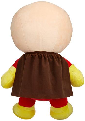 Sega Toys Plush Doll Anpanman Fuwarin Smile Plush Doll L Anpanman