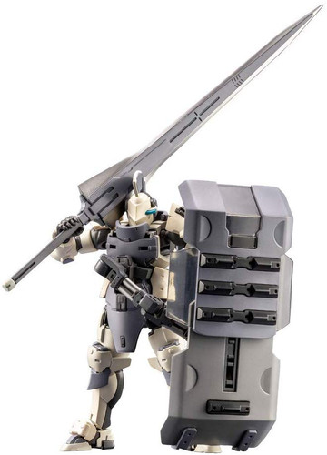 Kotobukiya HG045 Hexa Gear Governor EX Armor Type: Knight (Bianco) 1/24 Scale Kit