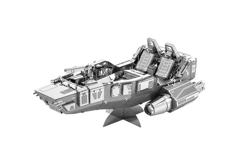 Tenyo Metallic Nano Puzzle W-MN-015 Star Wars First Order Snowspeeder