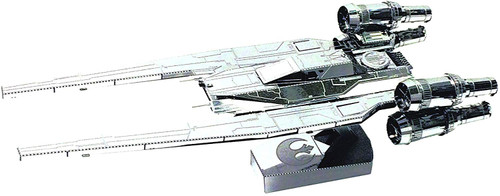 Tenyo Metallic Nano Puzzle W-MN-019 Rogue One: A Star Wars Story U Wing Star Fighter