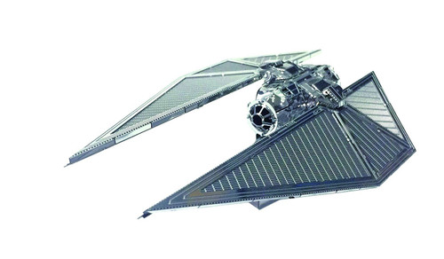 Tenyo Metallic Nano Puzzle W-MN-020 Rogue One: A Star Wars Story TIE Striker