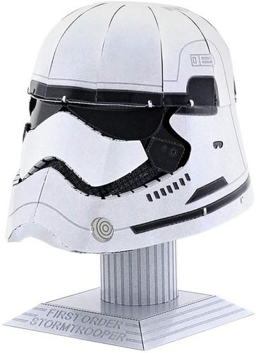 Tenyo Metallic Nano Puzzle W-ME-031M Star Wars Stormtrooper Helmet