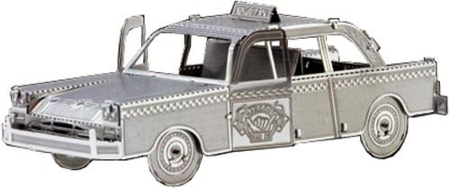 Tenyo Metallic Nano Puzzle T-MN-06 Checker Cab