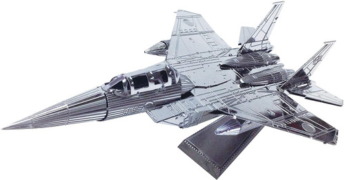 Tenyo Metallic Nano Puzzle T-MN-42 Japan Air Self-Defense Force F-15J