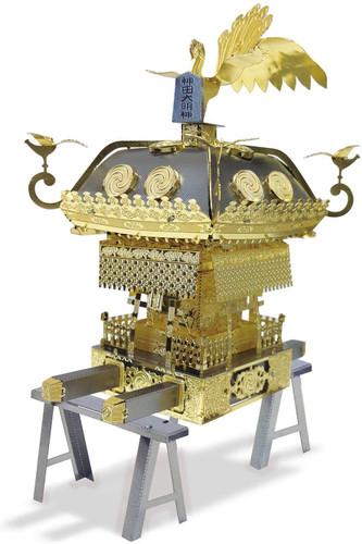 Tenyo Metallic Nano Puzzle T-ME-003M Kanda Shrine Mikoshi