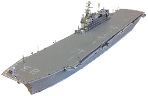 Tenyo Metallic Nano Puzzle T-MP-05 Japan Maritime Self-Defense Force Izumo