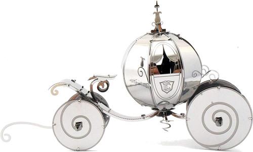Tenyo Metallic Nano Puzzle D-MN-002 Cinderella's Pumpkin Carriage
