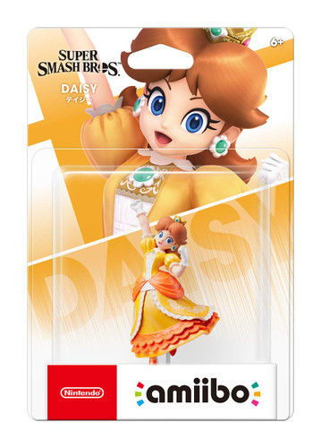 Nintendo amiibo Daisy (Super Smash Bros Ultimate)
