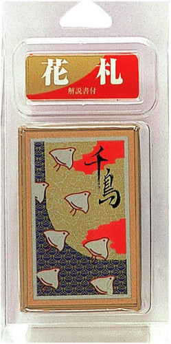 Angel Playing Cards 305032 Japanese Playing Cards (Hanafuda) Chidori