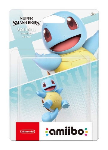 Nintendo amiibo Squirtle (Super Smash Bros Ultimate)