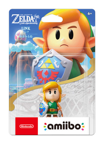 Nintendo amiibo Link (The Legend of Zelda: Link's Awakening)