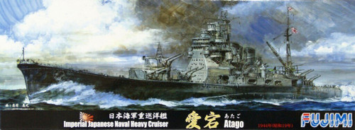 Fujimi TOKU-80 IJN Japanese Naval Heavy Cruiser ATAGO 1944 1/700 Scale Kit