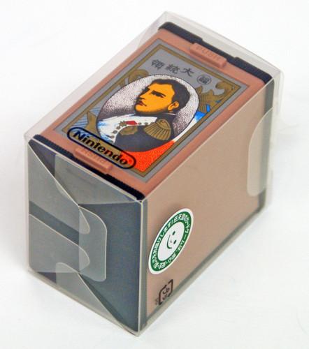 Nintendo 516524 Japanese Playing Cards (Hanafuda) President Black