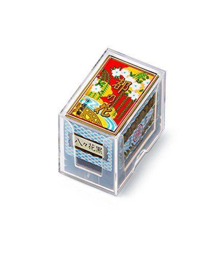 Nintendo 516562 Japanese Playing Cards (Hanafuda) Flower Black